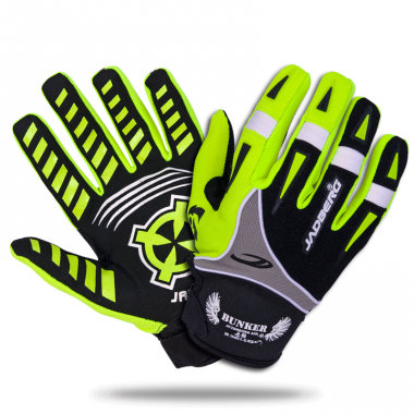 Bunker floorball goalie gloves