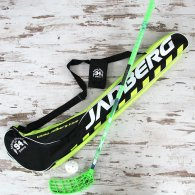 Floorball + Stick Bag Pro Set