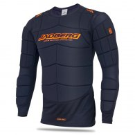 Floorball goalie vest with long sleeves Agent