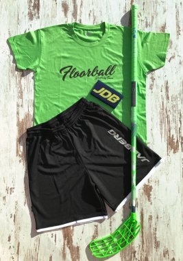 Set Floorball + Cotton set