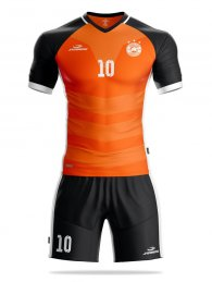 Advantageous set of jersey and shorts Deportivo set