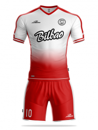 Bilbao sports jersey and shorts set