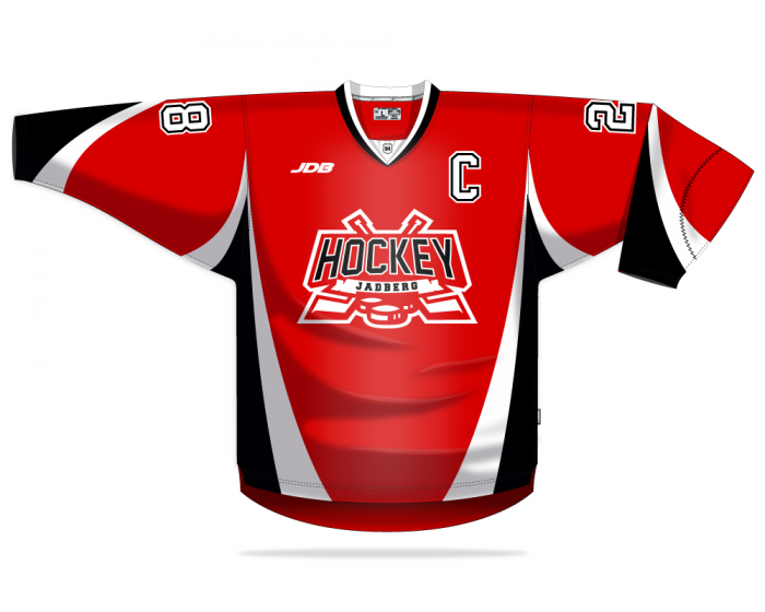 Hockey jersey made of quality League material