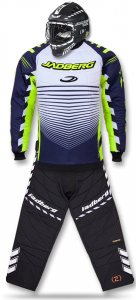 Complete set for floorball goalkeepers-Renegade-JR01