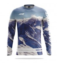 Thermo + Mountain long-sleeved thermal underwear