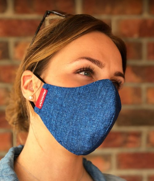 Face mask Denim Mask EXCL-W