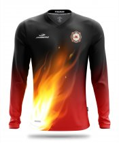 Quick-drying fire jersey Combat