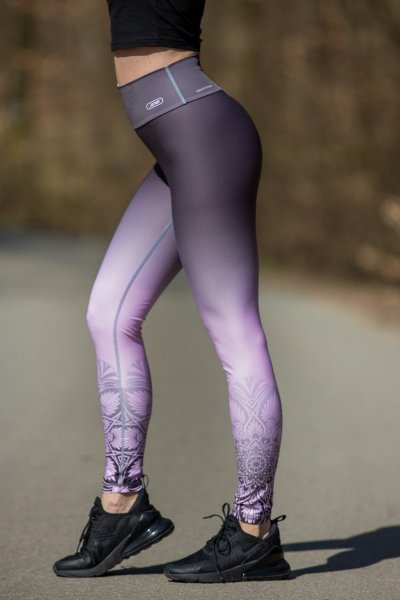 Leggings Lotus Flower