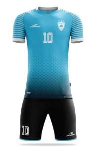 Mondial sports jersey and shorts set