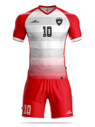 Set of Santilio sports jersey and shorts